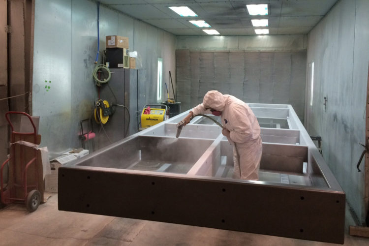 custom-metal-fabrication-with-painted-coat