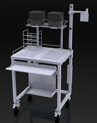 cleanroom certified workstation