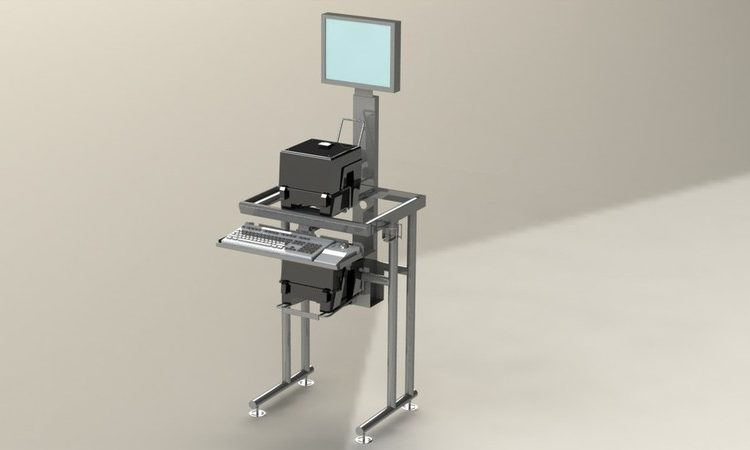 cleanroom portable workstation