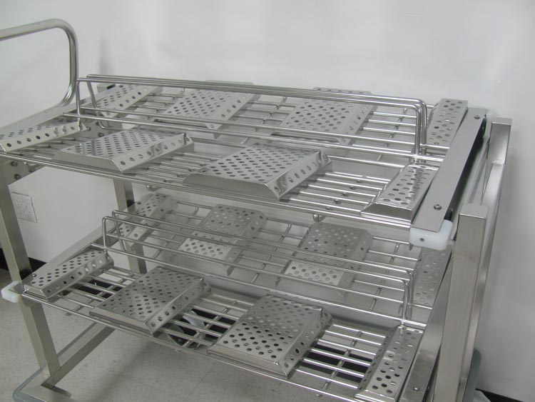 sheetmetal-fabrication-for-cleanroom-cart